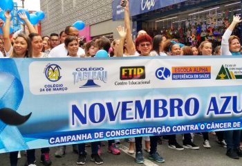 Caminhada Novembro Azul SBC
