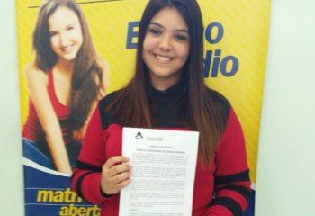 Kathleen Cristina Silva